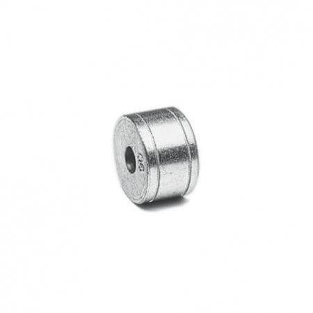 Rullino di trascinamento acciaio e acciaio inox Ø 0,6- 0,8