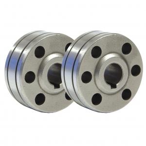 2 rullini per filo alluminio MIG saldatrice GYS