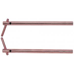 2 bracci dritti 350 mm + 2 elettrodi inclinati Ø 12 mm Modular 230 e 400 Telwin
