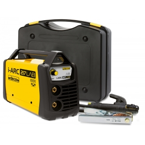 Saldatrice MMA inverter Deca I-ARC 217 LAB