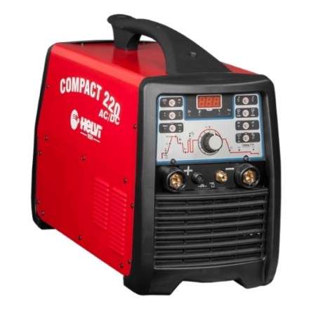 Saldatrice Tig HELVI Compact 220 ac-dc