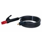 Porta elettrodo 200A + cavo 3 m 16 mm² TSK50