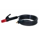 Porta elettrodo 200A + cavo 3 m 25 mm² TSK50