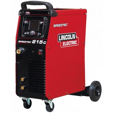 Lincoln SPEEDTEC 215C   Saldatrice  Multiprocesso (MMA, MIG MAG, TIG)