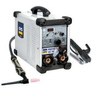 Saldatrice GYS TIG 168 DC HF