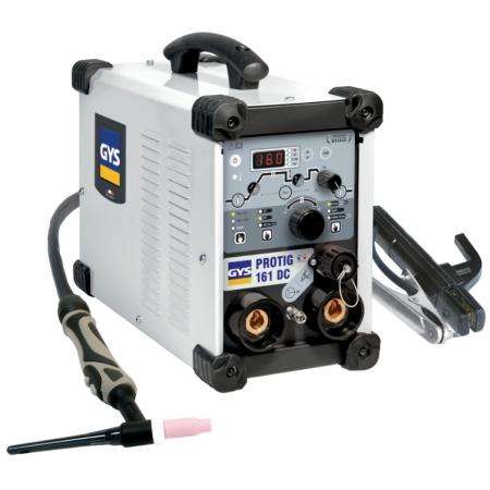 Saldatrice Tig GYS Protig 161DC