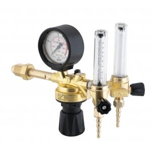 Riduttore di pressione a due flussometri