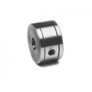 Rullino di trascinamento per filo alluminio MIG Ø 0,8- 1mm