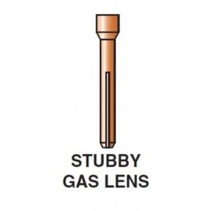 Pinza serra elettrodo STUBBY gas lens 17 - 18 - 26