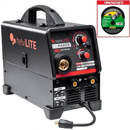 Saldatrice Multiprocesso HelviLite FreeMaker 183 + OMAGGIO