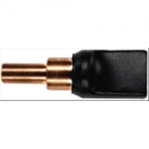 Elettrodo per rondelle 90° o piatte per puntatrice Deca